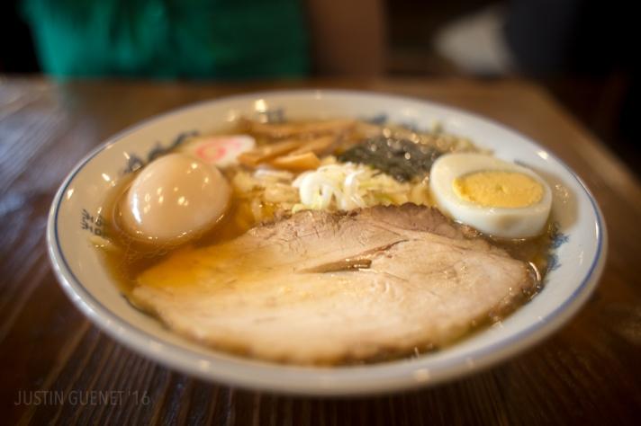 road beer taishoken ramen justin guenet tokyo foodie tours www.tokyofoodietours.com