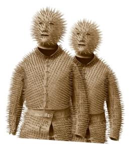 spiked armor