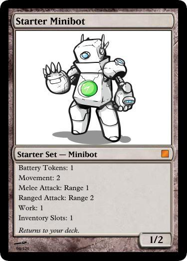 Starter Minibot