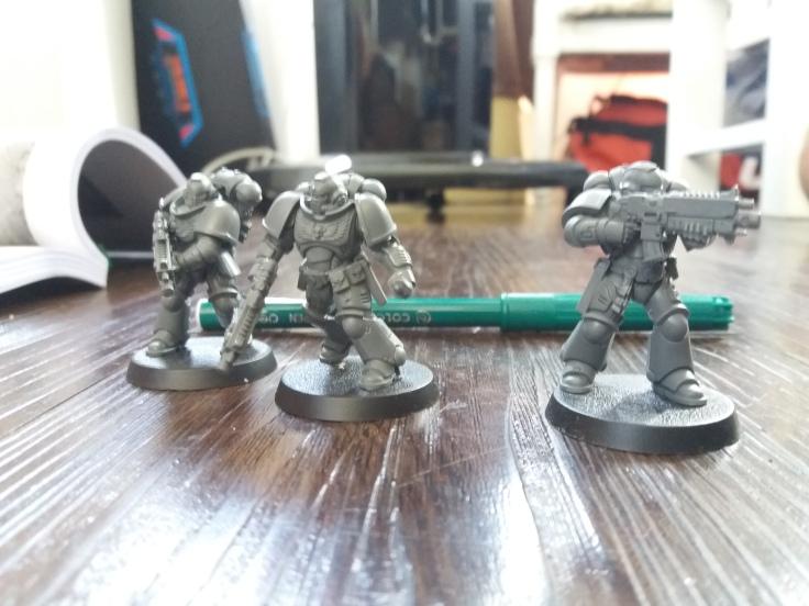 3 Marines deploy