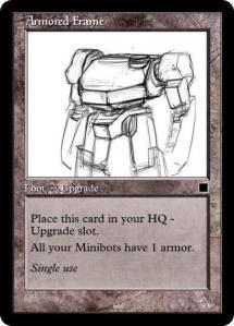 Armored Frame