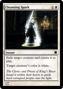 Cleansing Spark