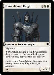 Honor-Bound Knight