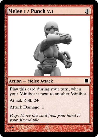 Melee 1 Punch v.1