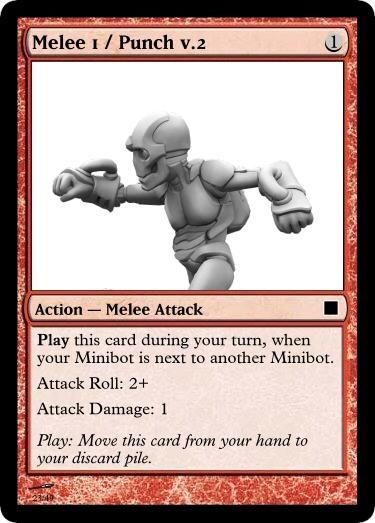 Melee 1 Punch v.2