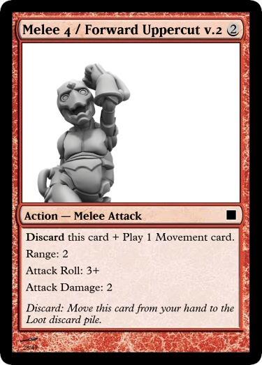 Melee 4 Forward Uppercut v.2