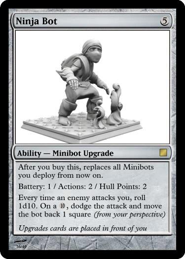 Ninja Bot
