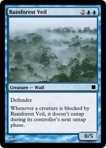Rainforest Veil