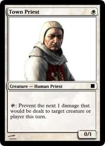 Town Priest