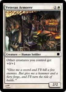 Veteran Armorer