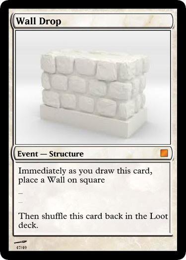 Wall Drop