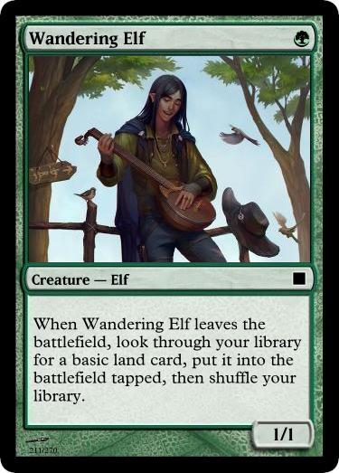 Wandering Elf