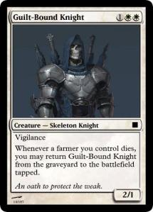 Guilt-Bound Knight