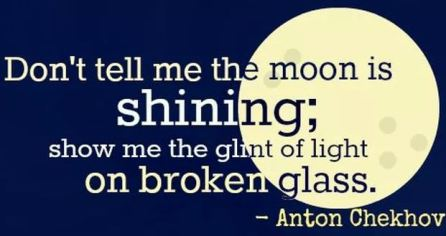 Show me the moon