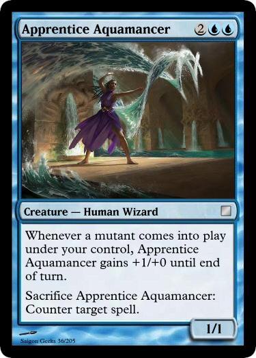 Apprentice Aquamancer