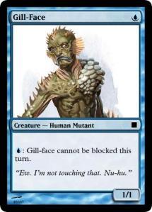 Gill-Face