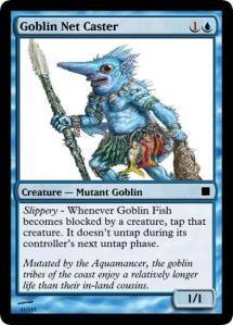 Goblin Net Caster