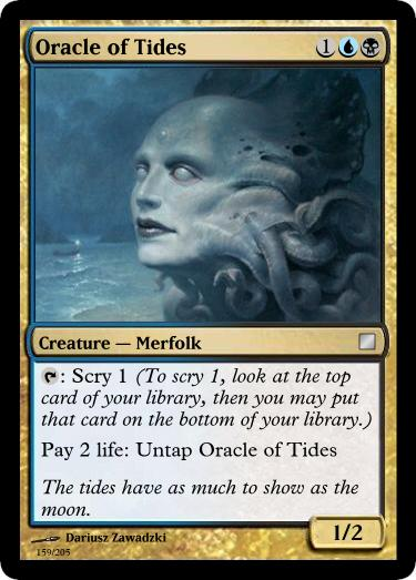 Oracle of Tides