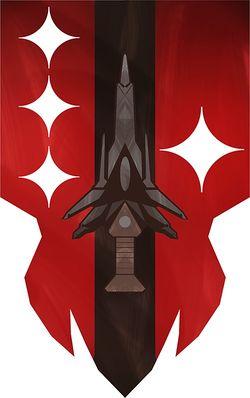 Ironfang Legion Standard